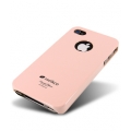 Melkco Formula Cover Pearl Pink for iPhone 4