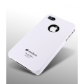 Melkco Formula Cover White for iPhone 4