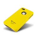 Melkco Formula Cover Yellow for iPhone 4