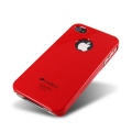 Melkco Formula Cover Red for iPhone 4