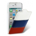 Melkco Leather Case Craft Edition Jacka Type The Nations Russia for iPhone 4, 4S (APIP4SLCJCERUIA)