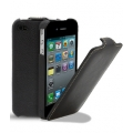 Melkco Leather Case Jacka Black LC for iPhone 4, 4S (APIPO4LCJT1BKLC)