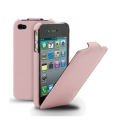 Melkco Leather Case Jacka Pink LC for iPhone 4, 4S (APIPO4LCJT1PKLC)