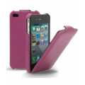Melkco Leather Case Jacka Purple LC for iPhone 4, 4S (APIPO4LCJT1PELC)