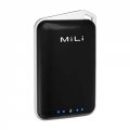 MiLi Power Crystal 2000 mAh, Black for iPods&iPhones (HB-A10-BK)