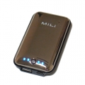 MiLi Power Miracle HB-B20 2000 mAh Champagne for iPad/iPhone/iPod