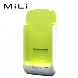 MiLi Power Pack HI-C10 2000 mAh W-Green for iPhone 3G/3GS