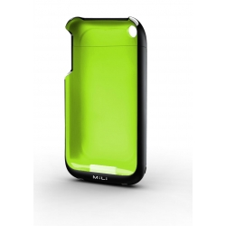 MiLi Power Skin 1200 mAh B-Green