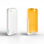 MiLi Power Skin 1200 mAh W-Orange