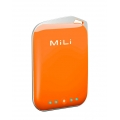 MiLi Power Crystal 2000 mAh, Orange for iPods&iPhones (HB-A10-BL)