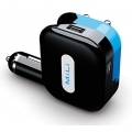 Mili Universal Charger 2.1 A Black for iPad/iPhone/iPod (HC-U20-1)
