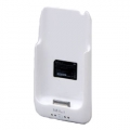 MiLi Power Pack 2000 mAh W-White for iPhone 3G, 3GS (HI-C10)
