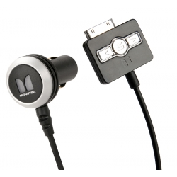 Monster® iCarPlay™ Wireless 200 FM Transmitter for iPod® and iPhone™