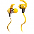 Monster iSport LiveStrong with ControlTalk, Yellow (MNS-129693-00)