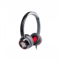 Monster NCredible N-Tune On-Ear Headphones, Black (MNS-128893-00)