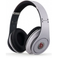 Beats by Dr. Dre Studio Limited Edition HD Powered Isolation Headphones, White (BTS-900-00023-03)