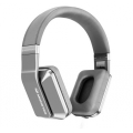 Monster Inspiration Active Noise Canceling Over-Ear Headphones, Silver (MNS-128888-00)