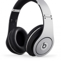 Beats by Dr. Dre Studio High-Definition Powered Isolation Headphones, Gun Metal (BTS-900-00073-03)