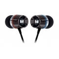 Monster Turbine SL In-Ear Headphones, Black (MNS-129382-00)