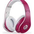 Beats by Dr. Dre Studio Limited Edition HD Powered Isolation Headphones, Magenta
