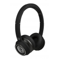 Monster NCredible NTune Matte On-Ear Headphones - Matte Black (128519-00)