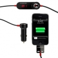 iCarPlay Wireless 800 FM Transmitter for iPod® and iPhone (AI 800 FM-CH) no packing