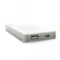 Mophie Juice Pack Universal Powerstation Mini White 2500 mAh (2056-JPU-Mini-PWRSTION-WHT)