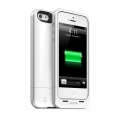 Mophie Juice Pack Air Case White 1700 mAh for iPhone 5, 5S (2386-JPA-IP5-WHT-I)