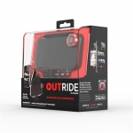 Mophie OUTRIDE™ Wide Angle Camera Housing - Multisport Kit for iPhone 4, 4S (MOP-2210)