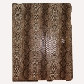 More Safara Classic Lx Python Brown for iPad 4, iPad 3, iPad 2 (AP15-009BRN)