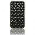Handwoven Series Charcoal Black for iPhone 4 (AP13-015BLK)