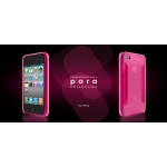 Para Collection Hot Pink for iPhone 4 (AP13-013PNK)