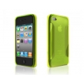 Para Collection Neon Yellow for iPhone 4 (AP13-013YEL)