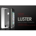 Luster Screen Protector Single Pack for iPhone 4