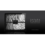 Safara Classic Zebra Black for iPad (AP12-005ZEB)