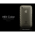 More HEX Color Collection Black for iPhone 3G/3GS (AP05-007BLK)