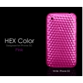 More HEX Color Collection Pink for iPhone 3G/3GS (AP05-007PNK)