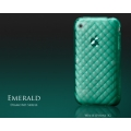 More Diamond Series Emerald Seablue for iPhone 3G/3GS (AP05-017COR)