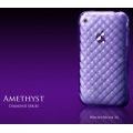 More Diamond Series Amethyst Purple for iPhone 3G/3GS (AP05-017PUR)