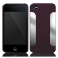 Para Blaze Collection Burgundy for iPhone 4 (AP13-010DPU)