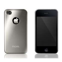 Noel Collection Aluminum Silver for iPhone 4 (AP13-014SIL)