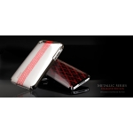 Metallic Series Engraved Edition Catena Silver for iPhone 3G/3GS (AP05-030C/S)