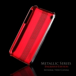 Metallic Series Engraved Edition Catena Titanium for iPhone 3G/3GS (AP05-030C/T)