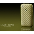 More Diamond Series Lemon Topaz for iPhone 3G/3GS (AP05-017LEM)