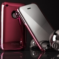 More Noel Collection Rouge Red for iPhone 3G/3GS (AP05-021RED)