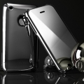 More Noel Collection Aluminium Silver for iPhone 3G/3GS (AP05-021SIL)
