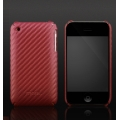More Twinelite Series Red for iPhone 3G/3GS (AP05-028RED)