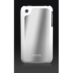 More Blaze Collection White for iPhone 3G/3GS (AP05-034WHT)
