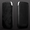 More Safara Classic Collection Mustang Black for iPhone 3G/3GS (AP05-035MUS)