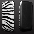 More Safara Classic Collection Zebra Black for iPhone 3G/3GS (AP05-035ZEB)